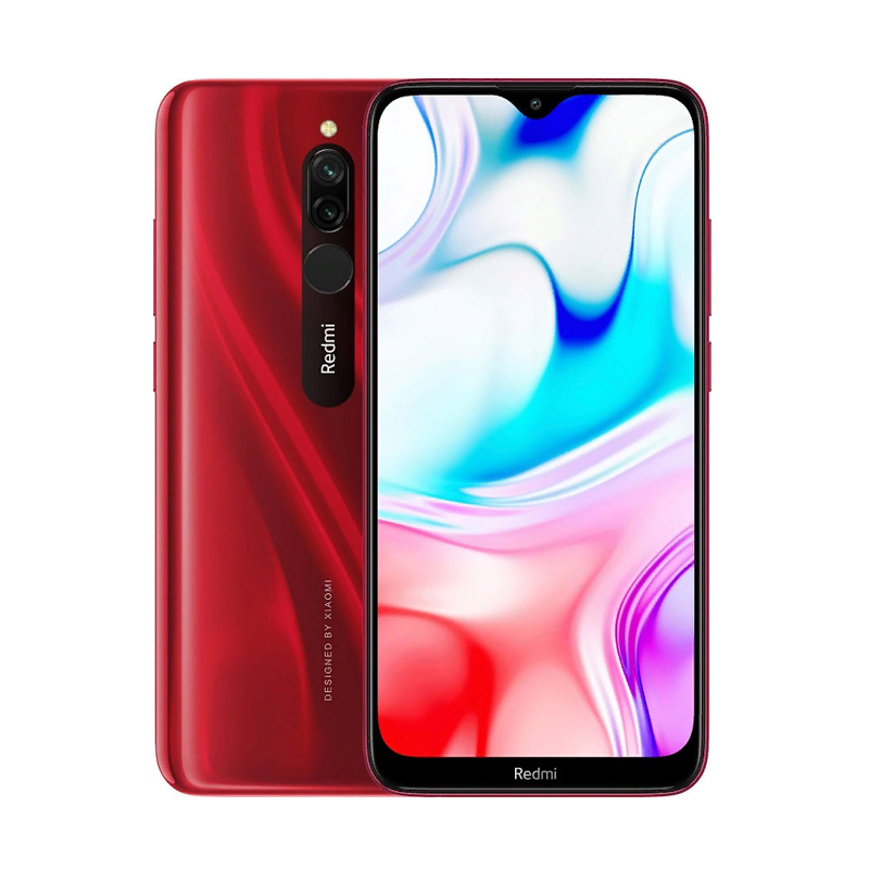 Redmi 8_Red_ (1)