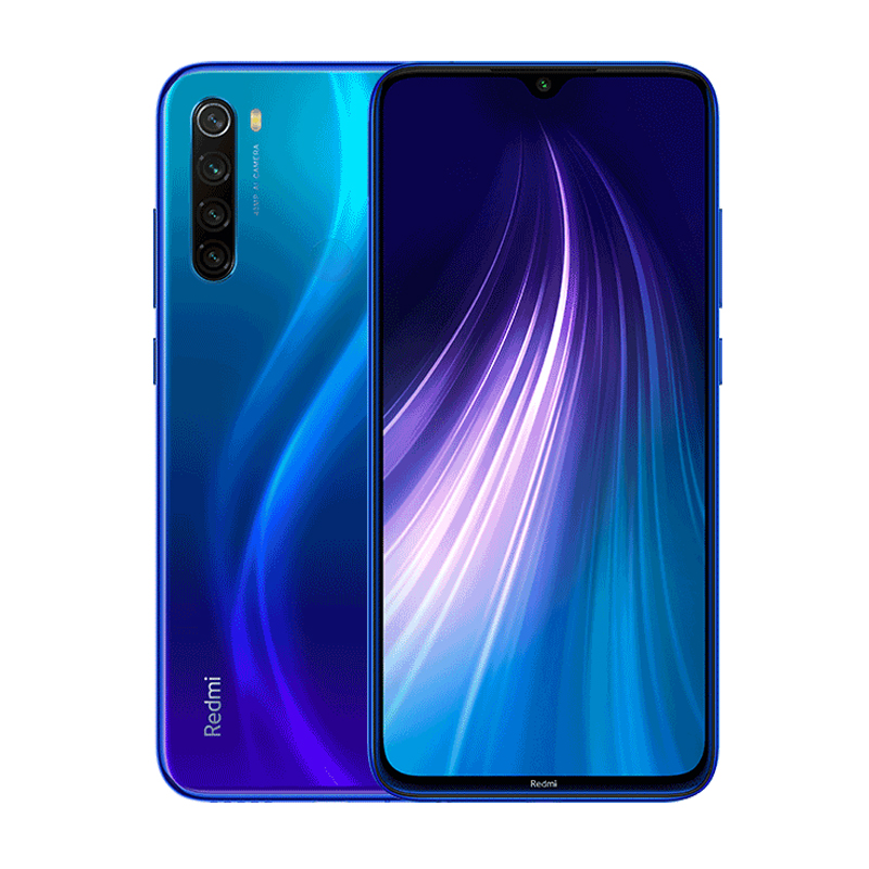 Xiaomi Redmo Note 8 Blue_ (1)