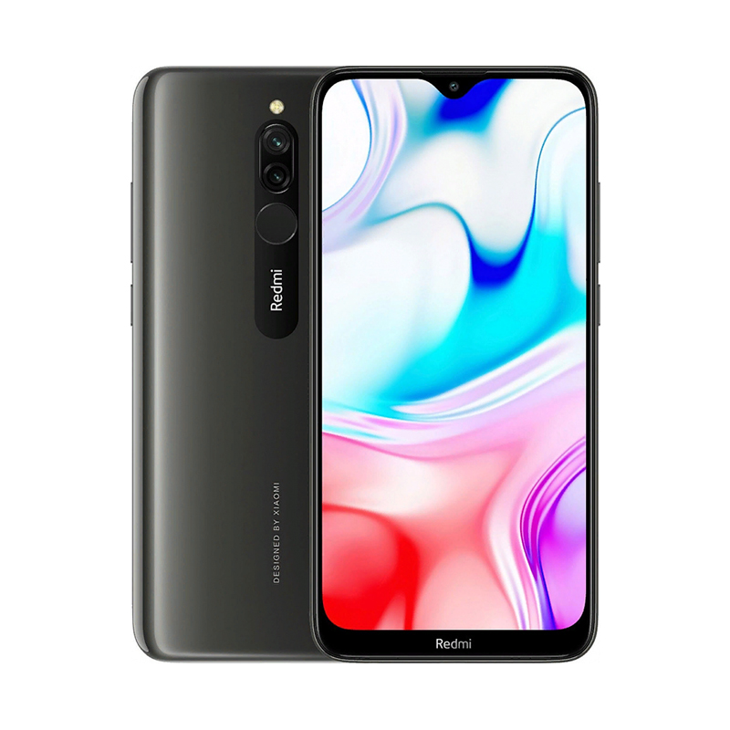 Redmi 8 Black_ (1)